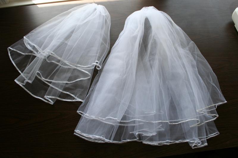 Свадебная фата своими руками